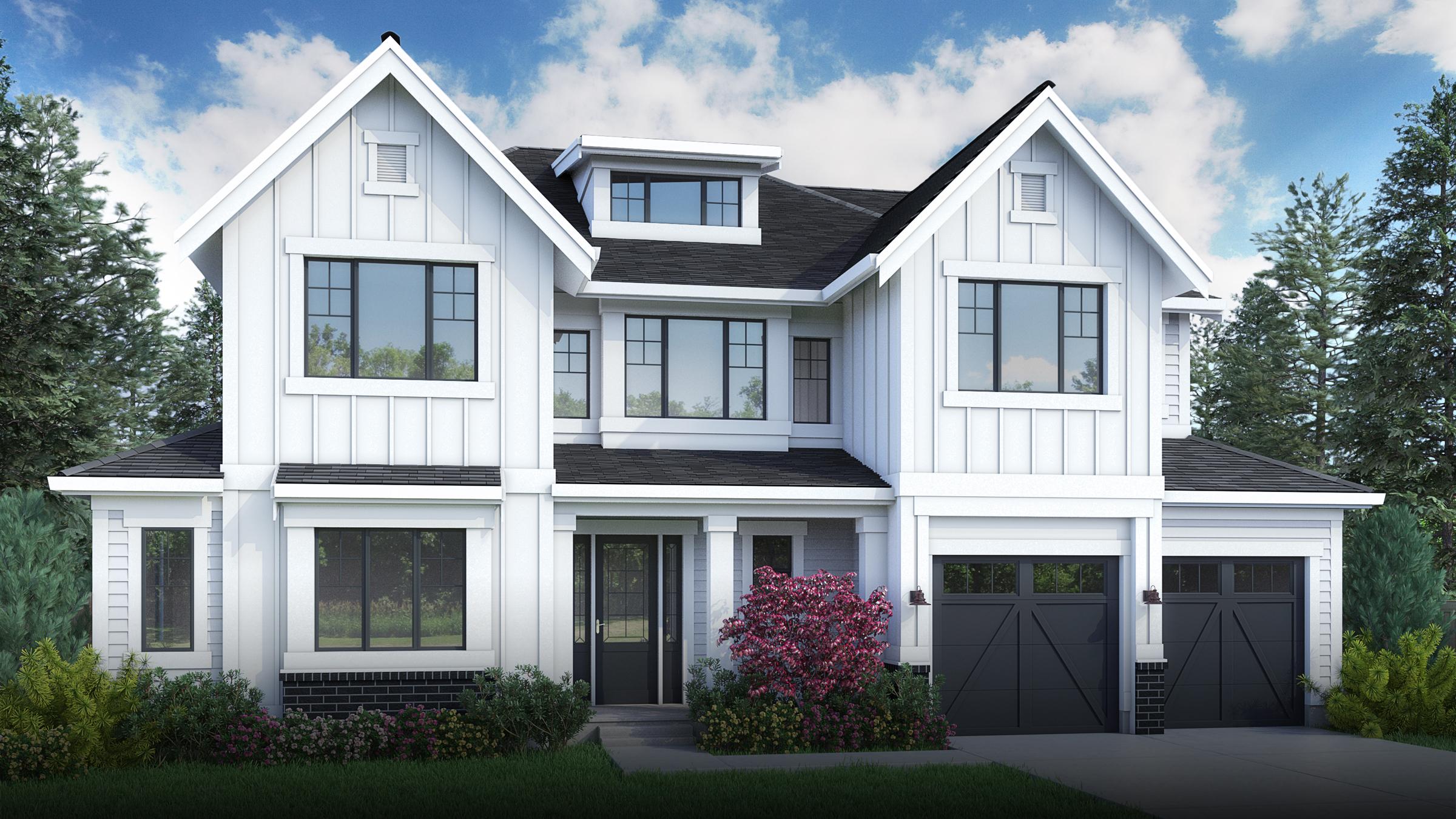 1611 105th Avenue SE   Bellevue 5 Beds, 5 Baths, 4,999 SF   Enatai