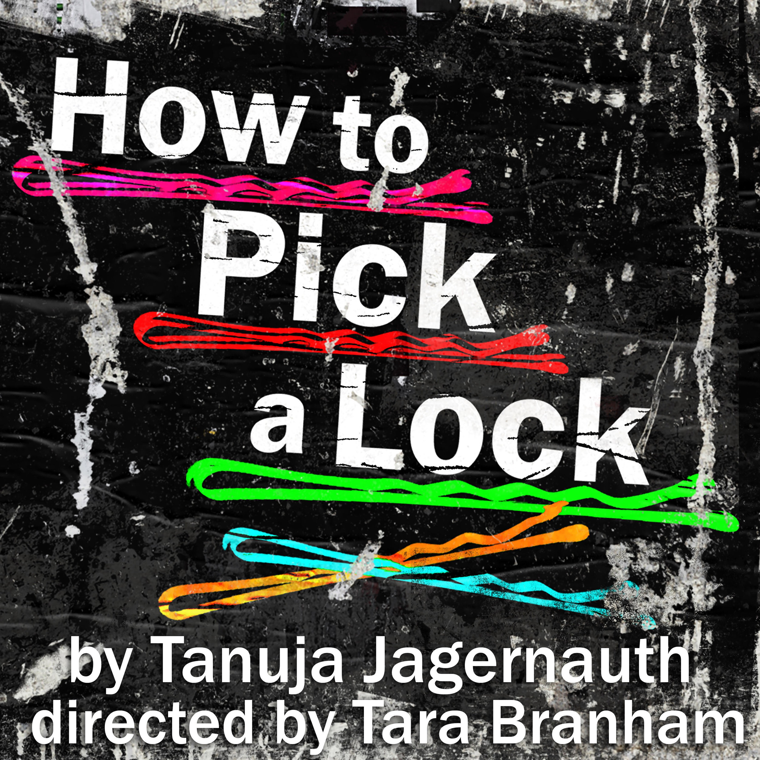 """How to Pick a Lock"" at RhinoFest, Prop Thtr"