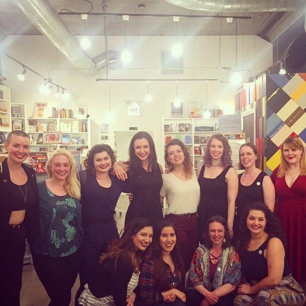 Praxilla Femina Woman's Opera Collective