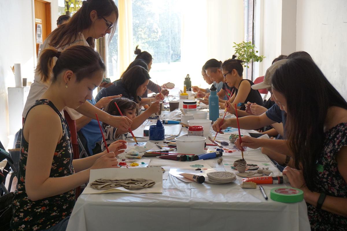 burden(some) Workshop A+B at 187 Augusta, ph. Jing Tey