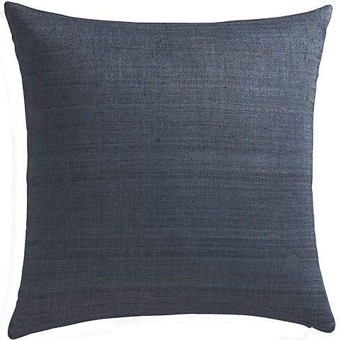 "Michaela Dusk Blue 20"" Pillow - $44.95"