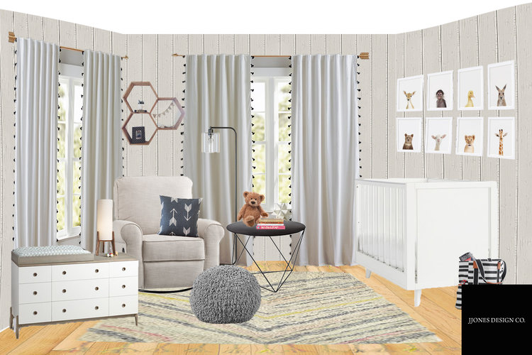 Nursery Design Blog Page Jjones