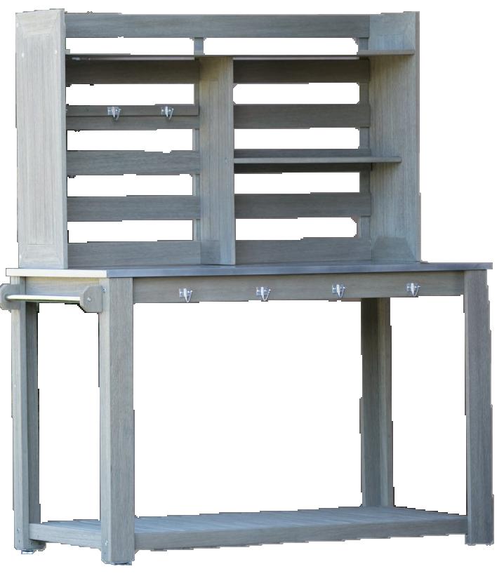 Wood Potting Bench - $449.98