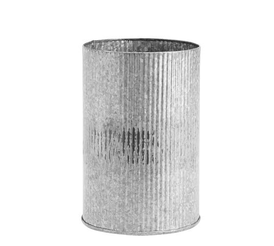 Corrugated Steel Vessels - Medium - $10.60