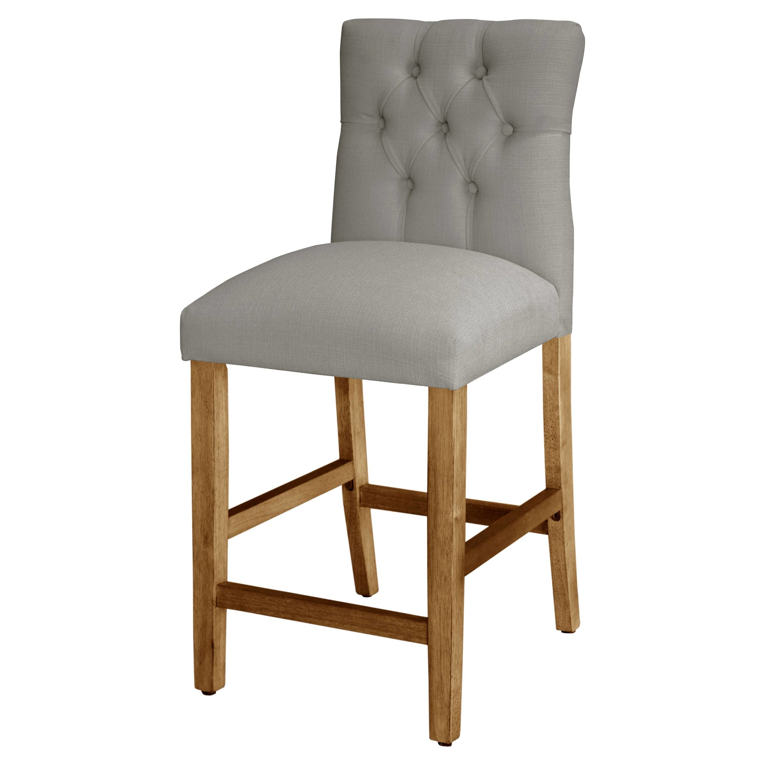 "Brookline Tufted 25"" Counter Stool - $94.99"
