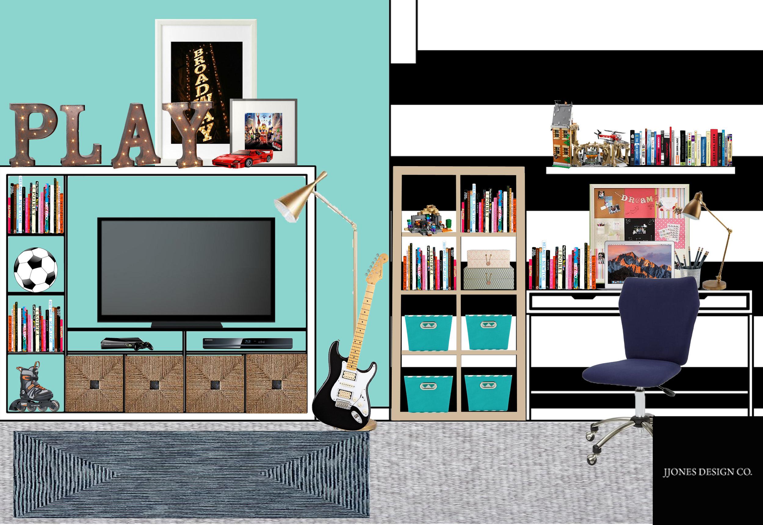Playroom E-Design