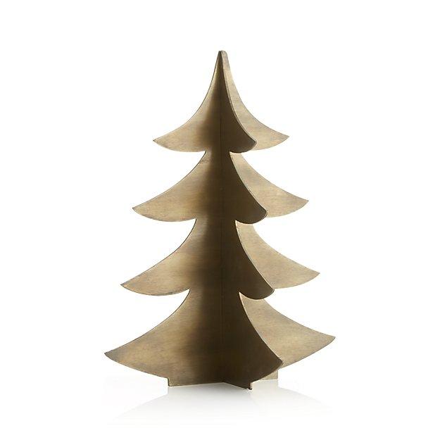 Small Bronze Tree