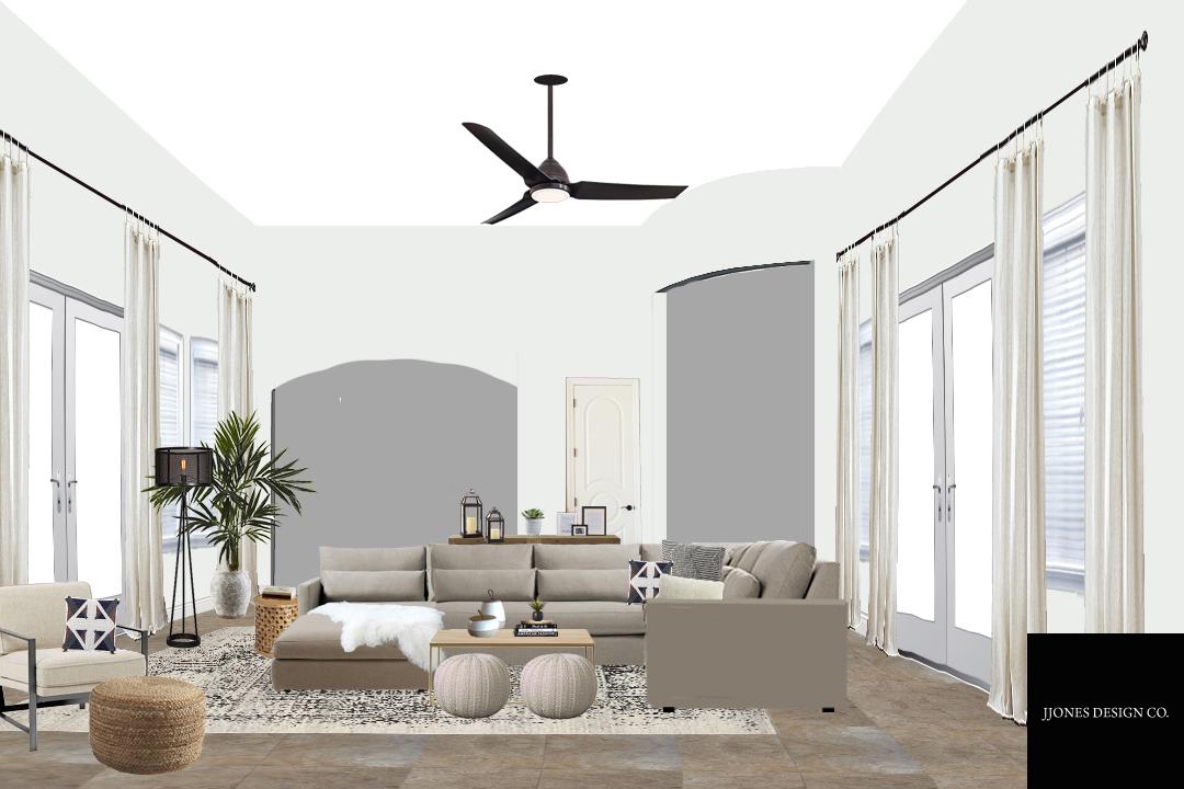Arizona Living Room