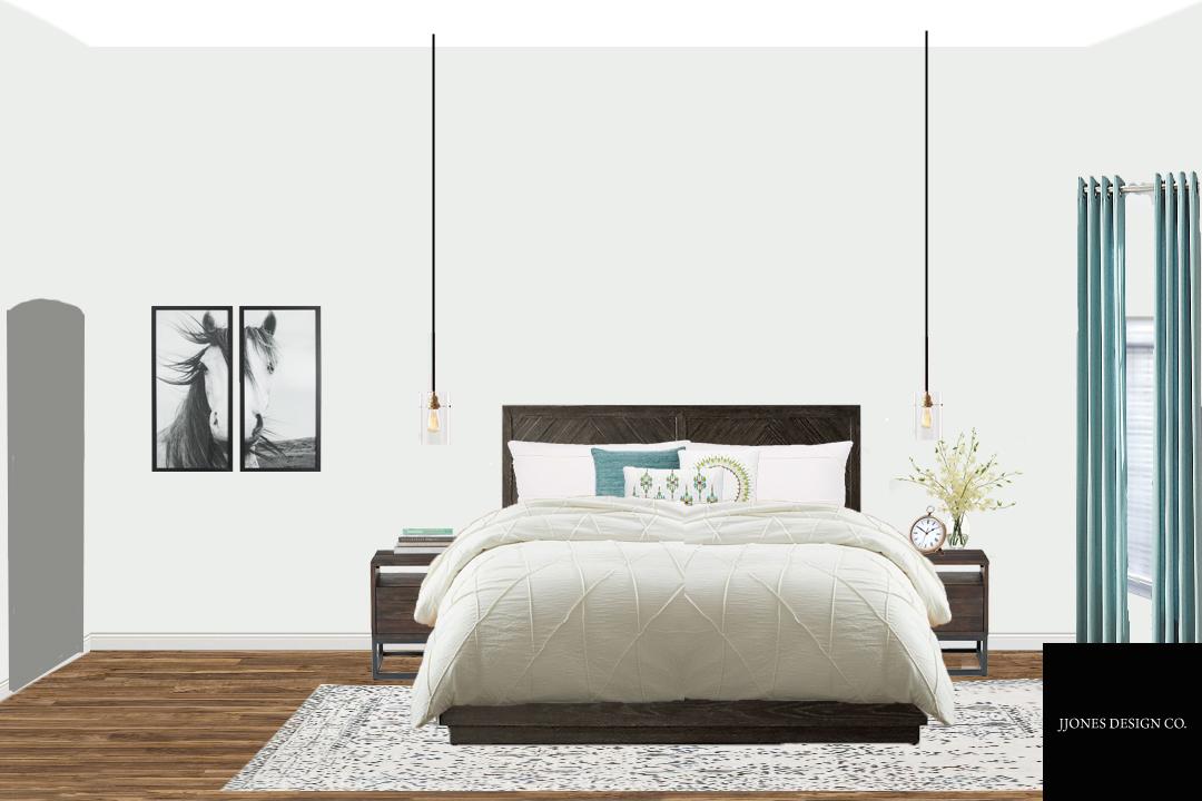 Arizona Master Bedroom