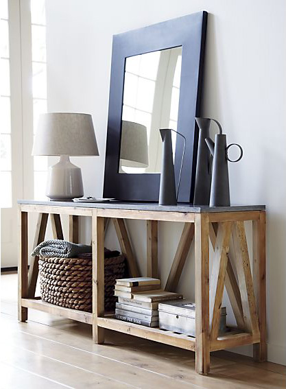 Foyer by  Crate & Barrel