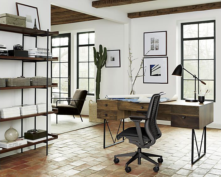 Home office design inspiration by  Crate & Barrel