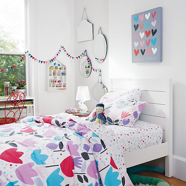 Child bedroom design inspiration by  The Land of Nod