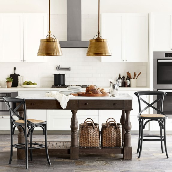 Kitchen design inspiration by  William Sonoma Home