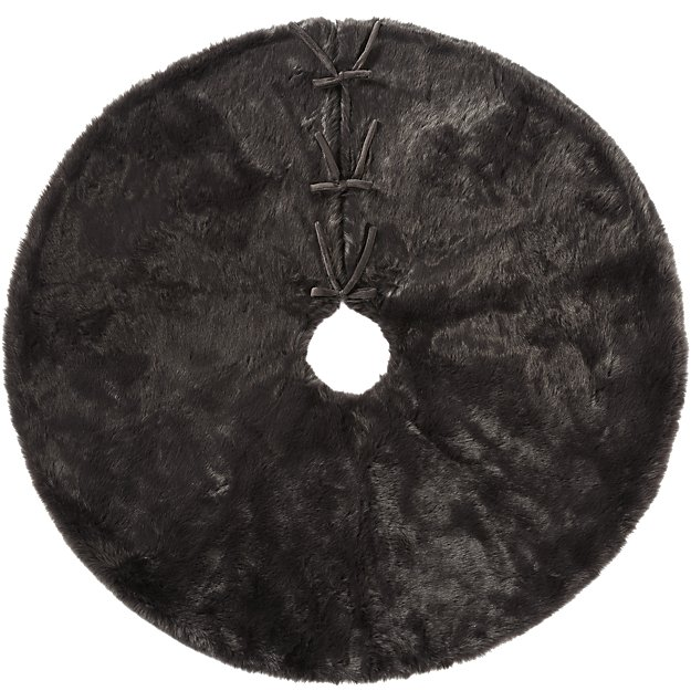 Grey Faux Fur Tree Skirt.jpg