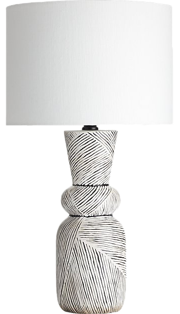 Ziggy Black and White Striped Table Lamp copy.png
