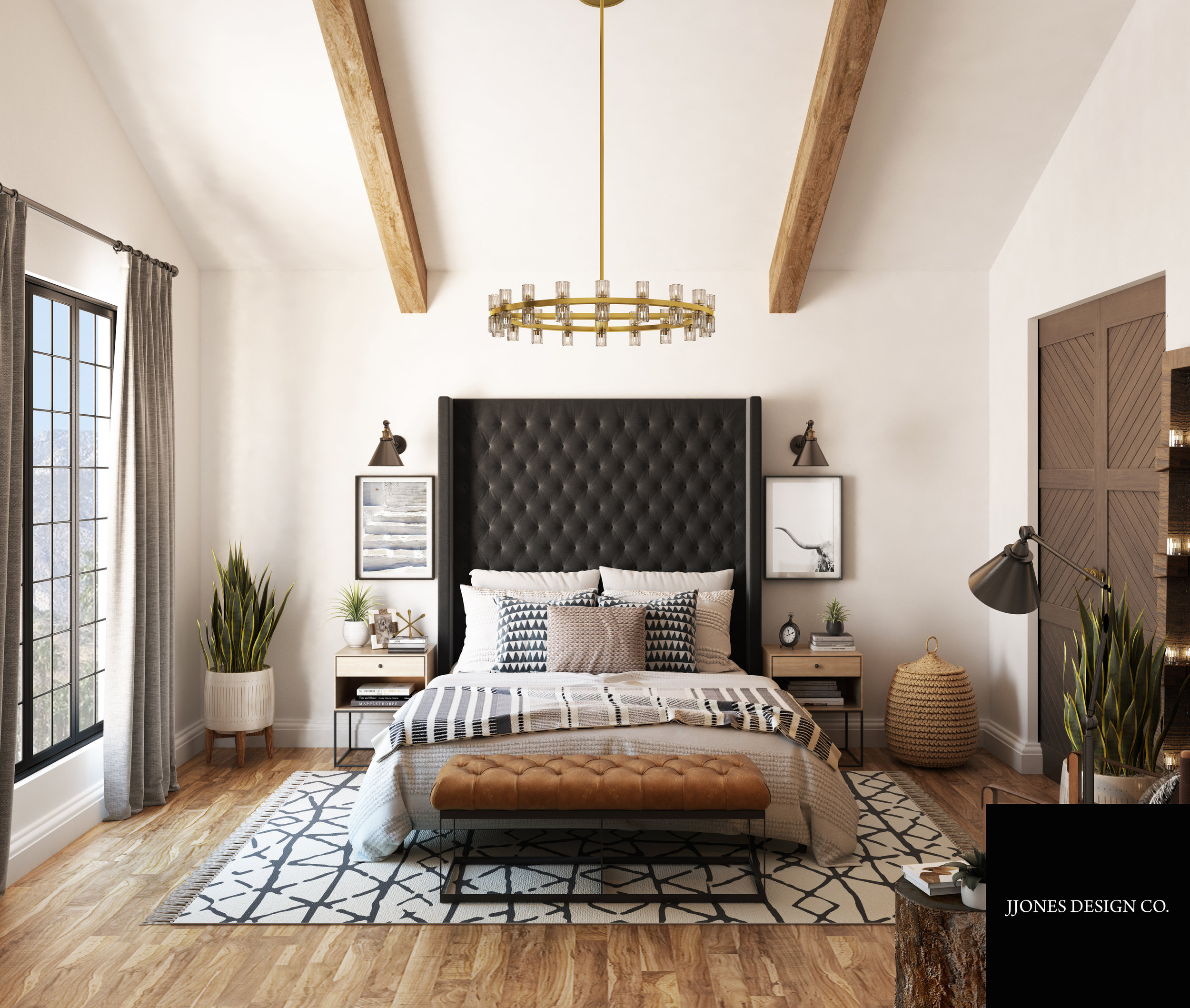 Copyrighted - Desert Rustic  Master Bedroom 1.jpg