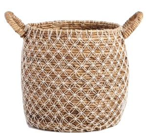 Large Macrame Seagrass Bianca Tote Basket.png