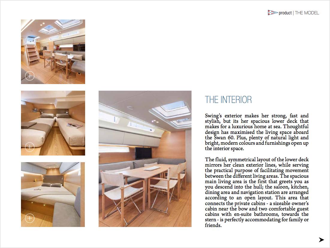 Club Swan Magazine (digital) - NautorSwan