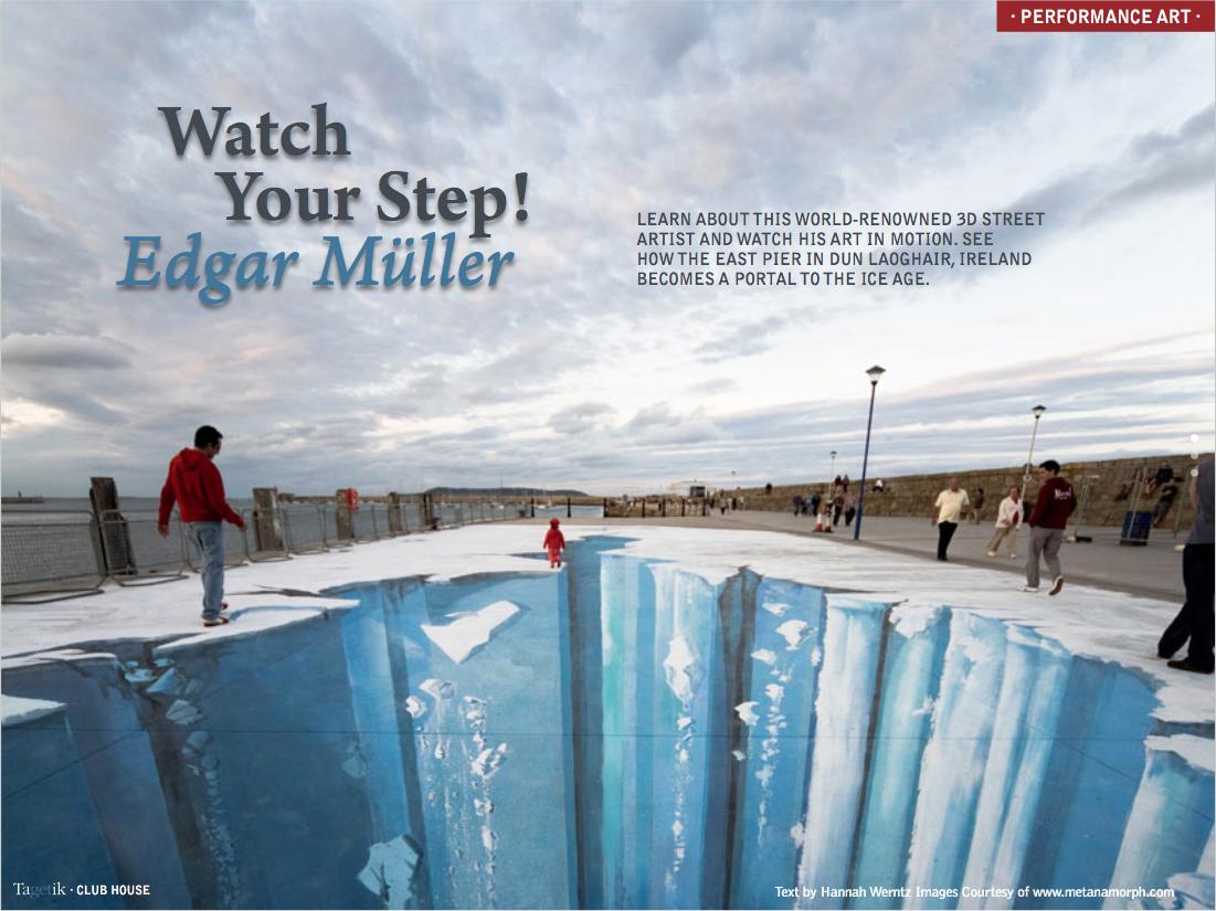 Tagetik Magazine (digital)
