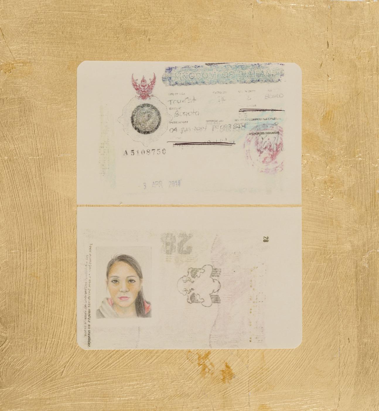Copy of De la serie Pajaritos de Oro