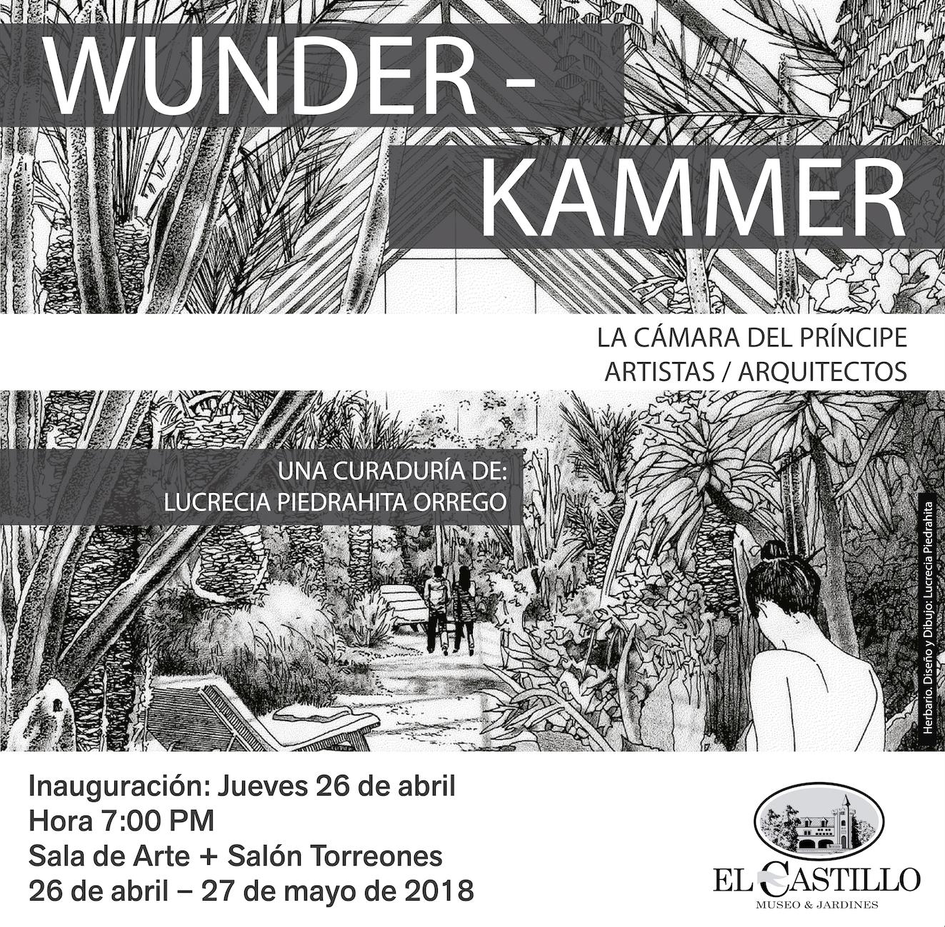 Museo el castillo | Wunder-Kammer