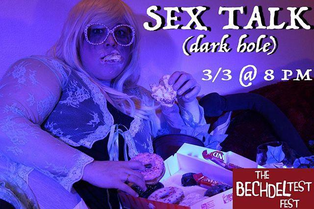 Tonight tonight tonight! #bechdeltestfest #sextalktheshow #bechdeltest #stockardchanning