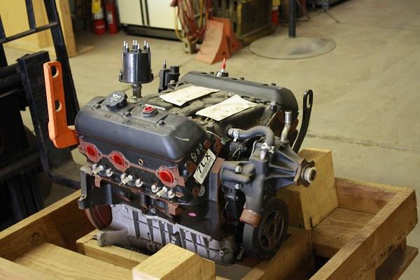 GMC Vortec 6 Cylinder New Stll in Crate | Quantity:1 | $2500
