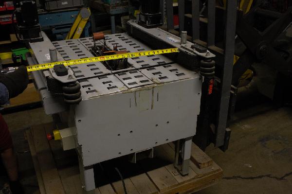 3-Matic Bottom Box Taper | $750