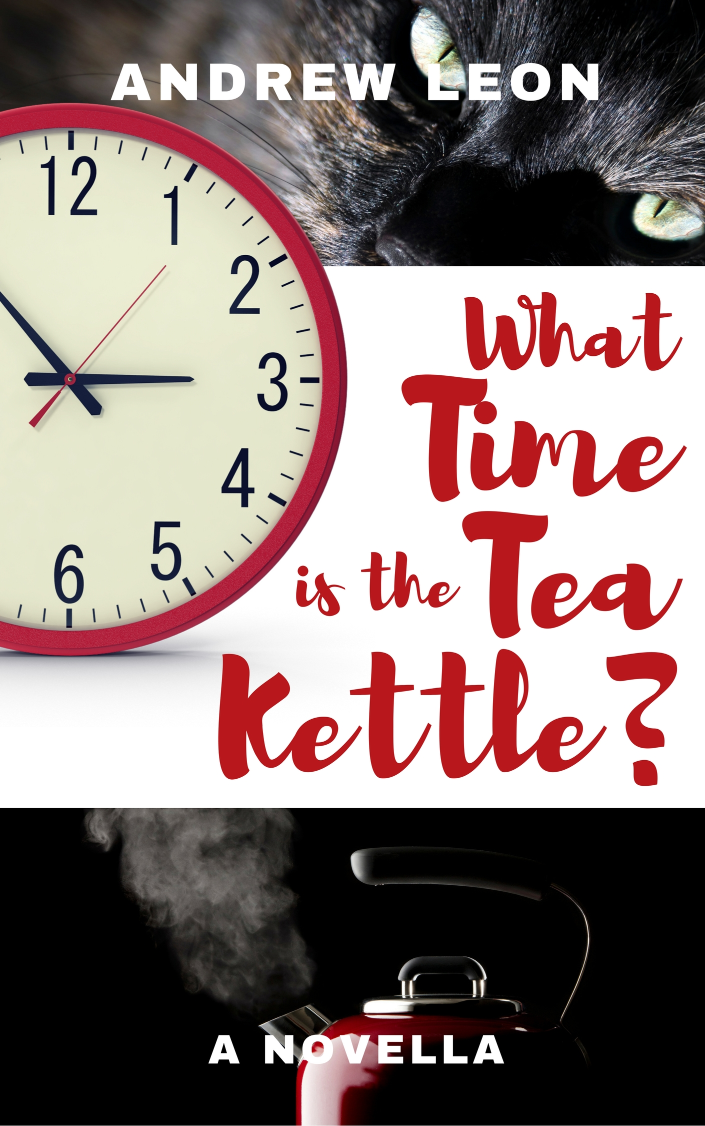 What Time Is The Tea Kettle Novella