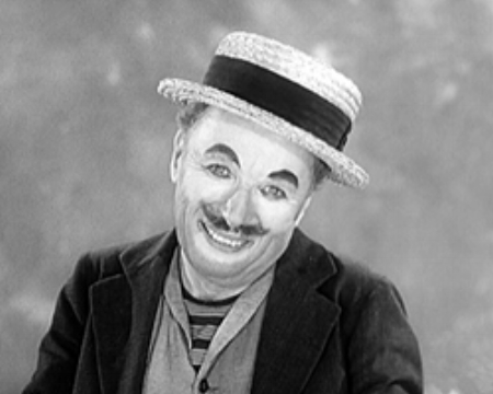 "Sir Charles Chaplin as Calvero in ""Limelight"" (1952)"