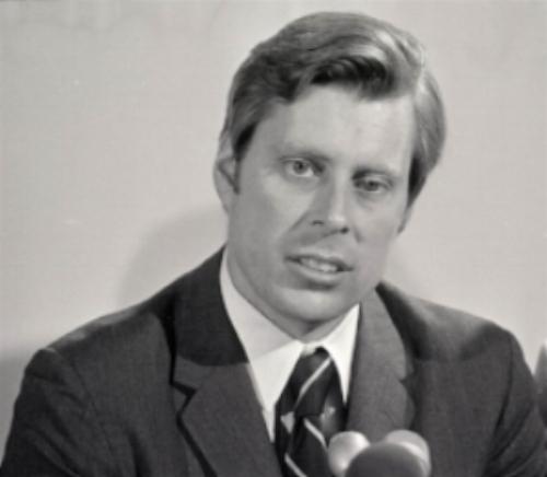 Senator John V. Tunney (1934-2018)