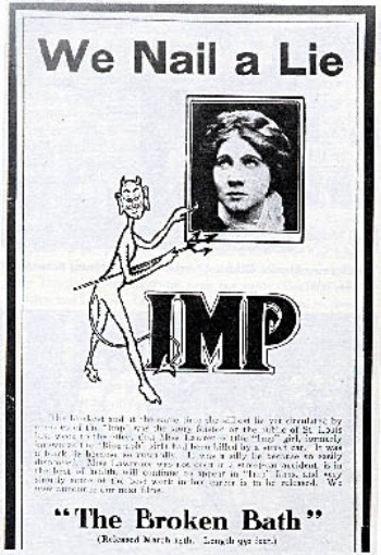 February 1910: The P.R. Stunt Supreme