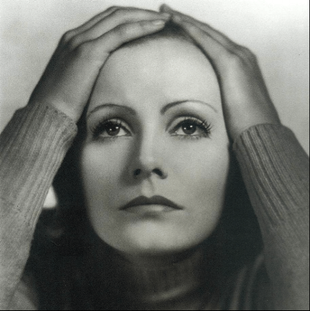 Greta Garbo: The Original Pose