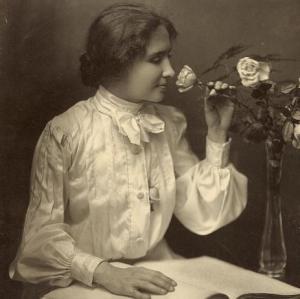Helen Keller at Age 20