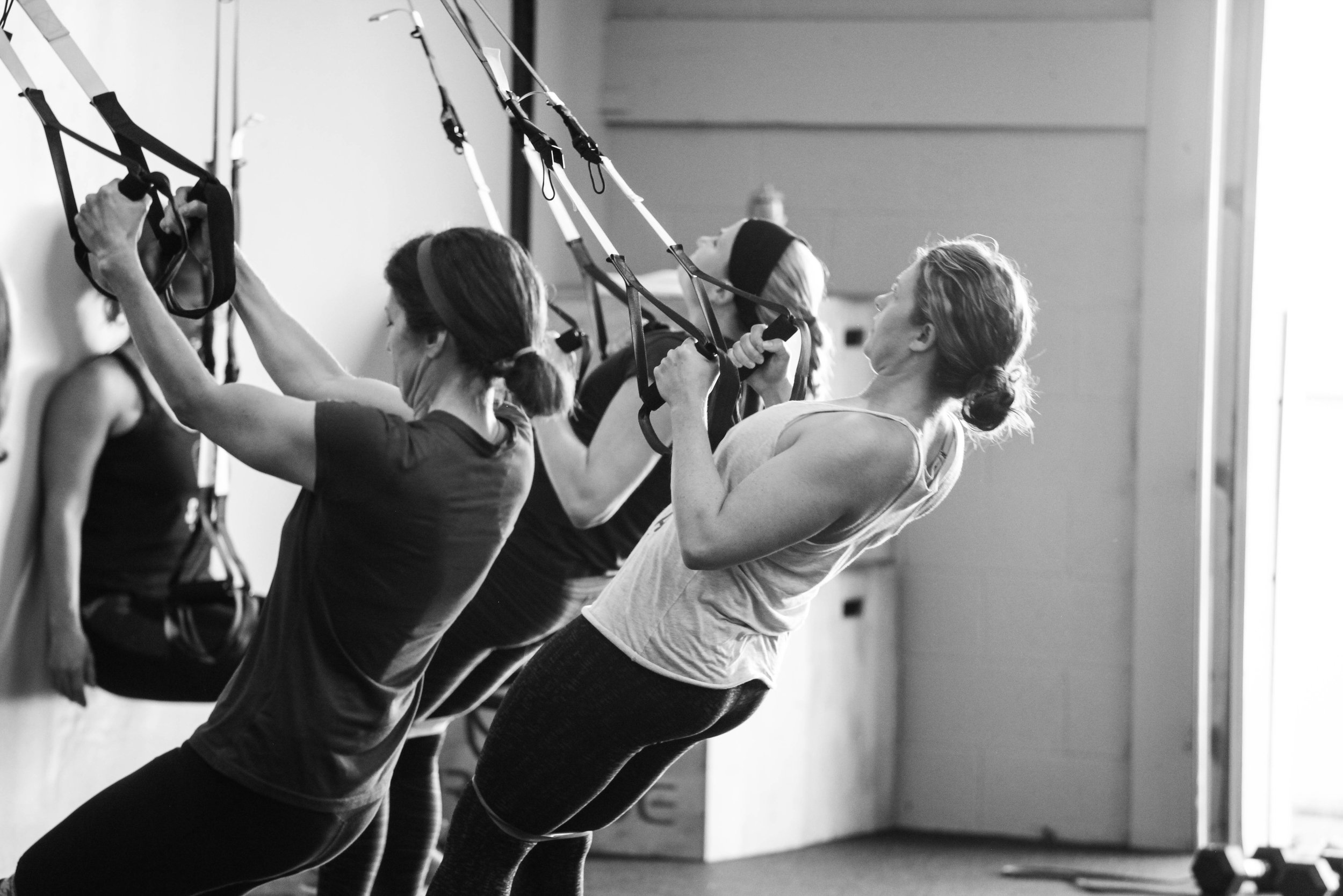 GET READY TO TEAR DOWN OBSTACLES OF THE MIND AND BODY. WE'LL SHOW YOU HOW. -
