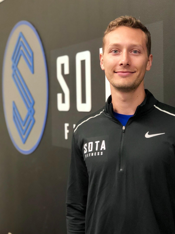 JORDAN ACKER , ACE-CPT, ACE Nutrition Specialist