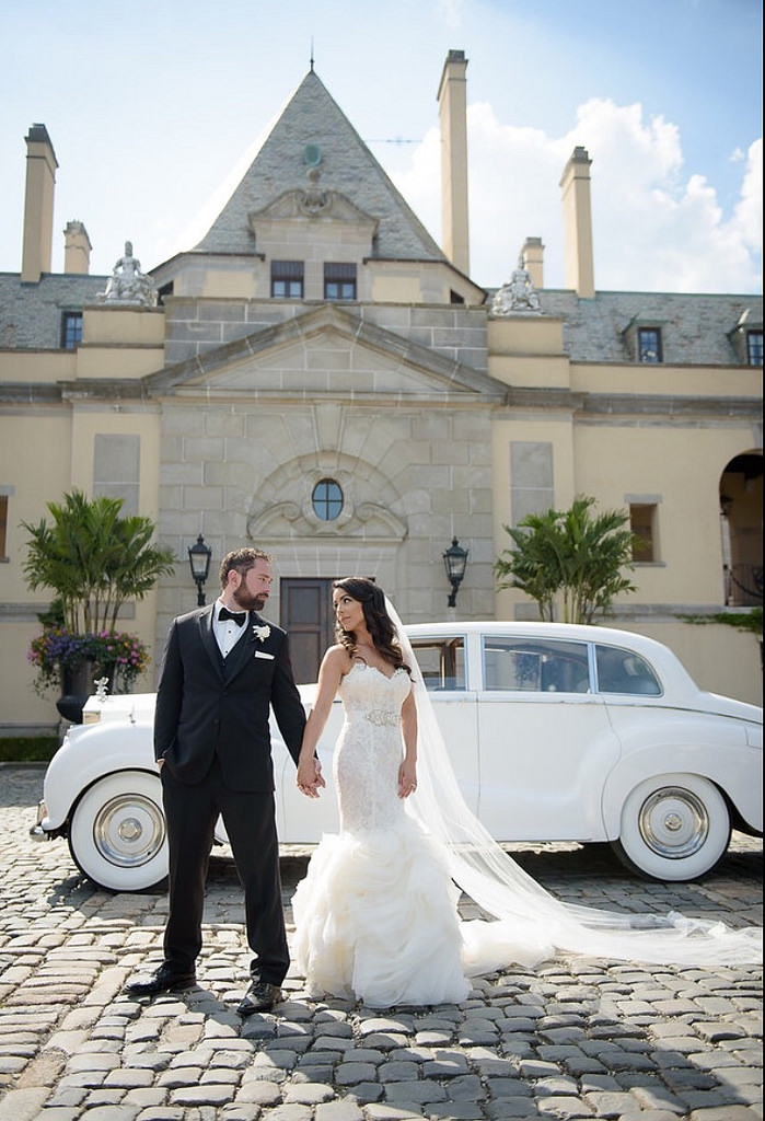 Oheka Castle Real Wedding Pictures