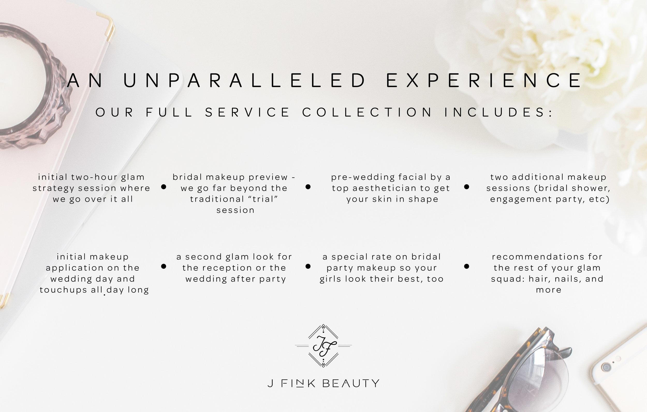 bridal makeup packages | best wedding makeup packages