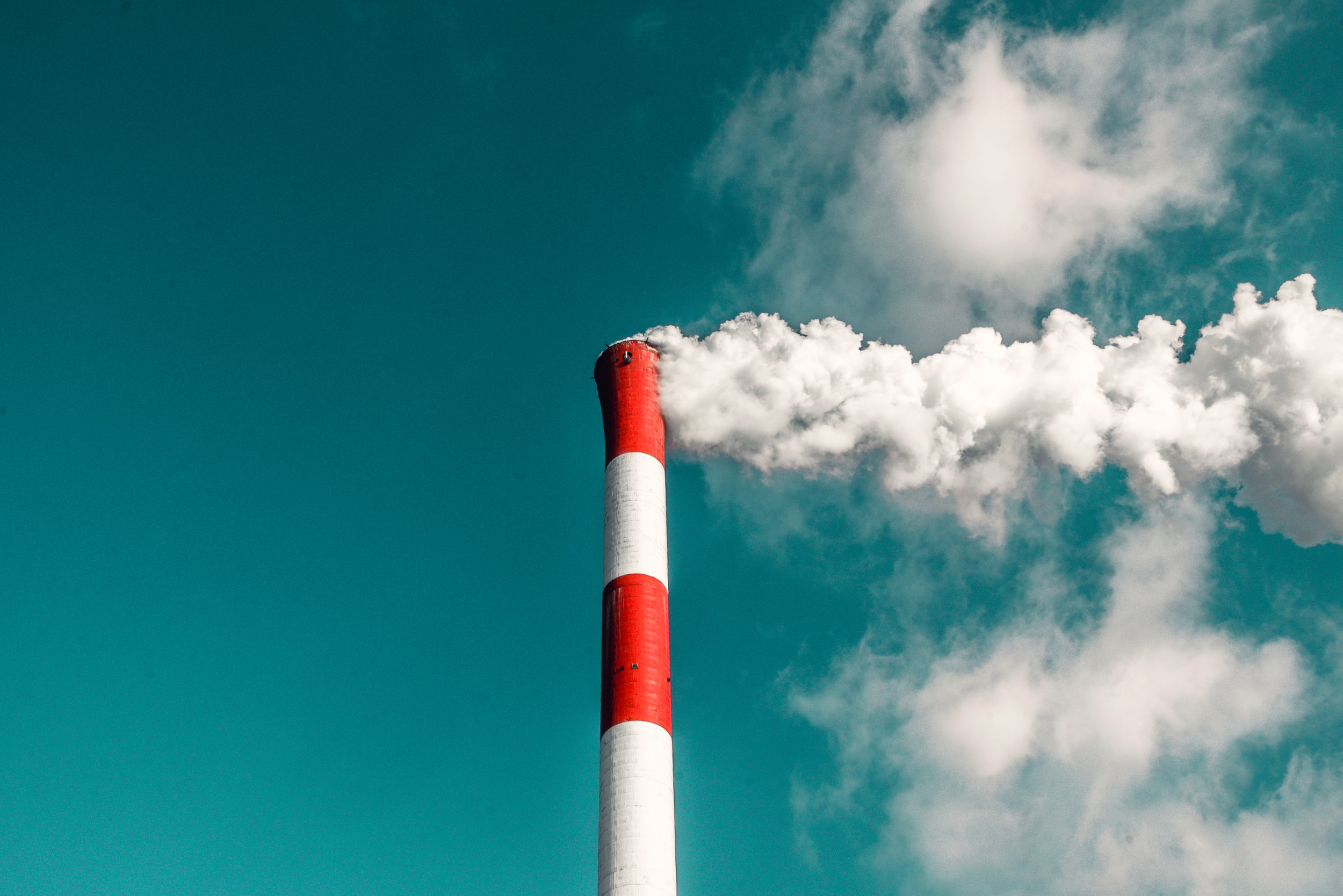 Which is the outlook you imagine in case that CO2 emissions stay at the current rate? -