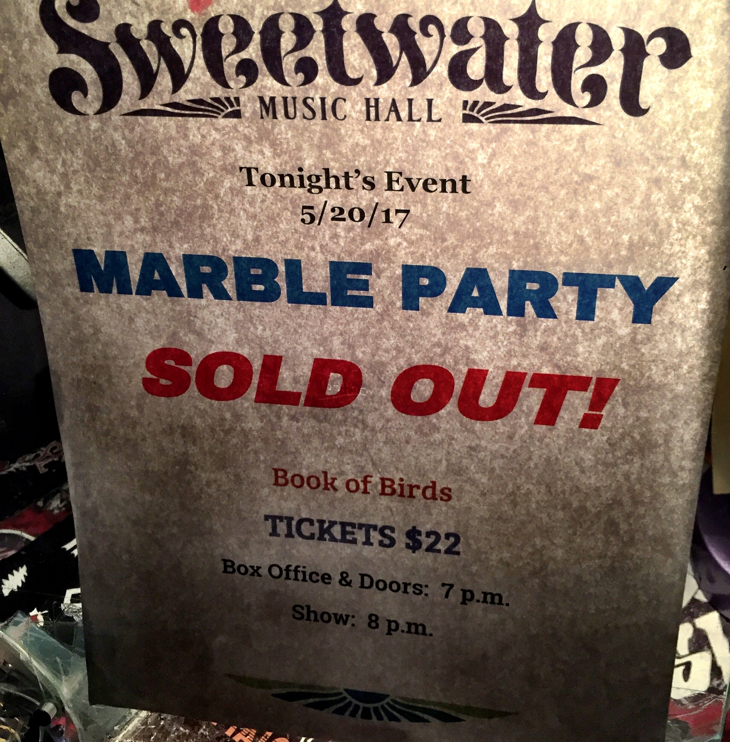 Sold out at Sweetwater.jpg