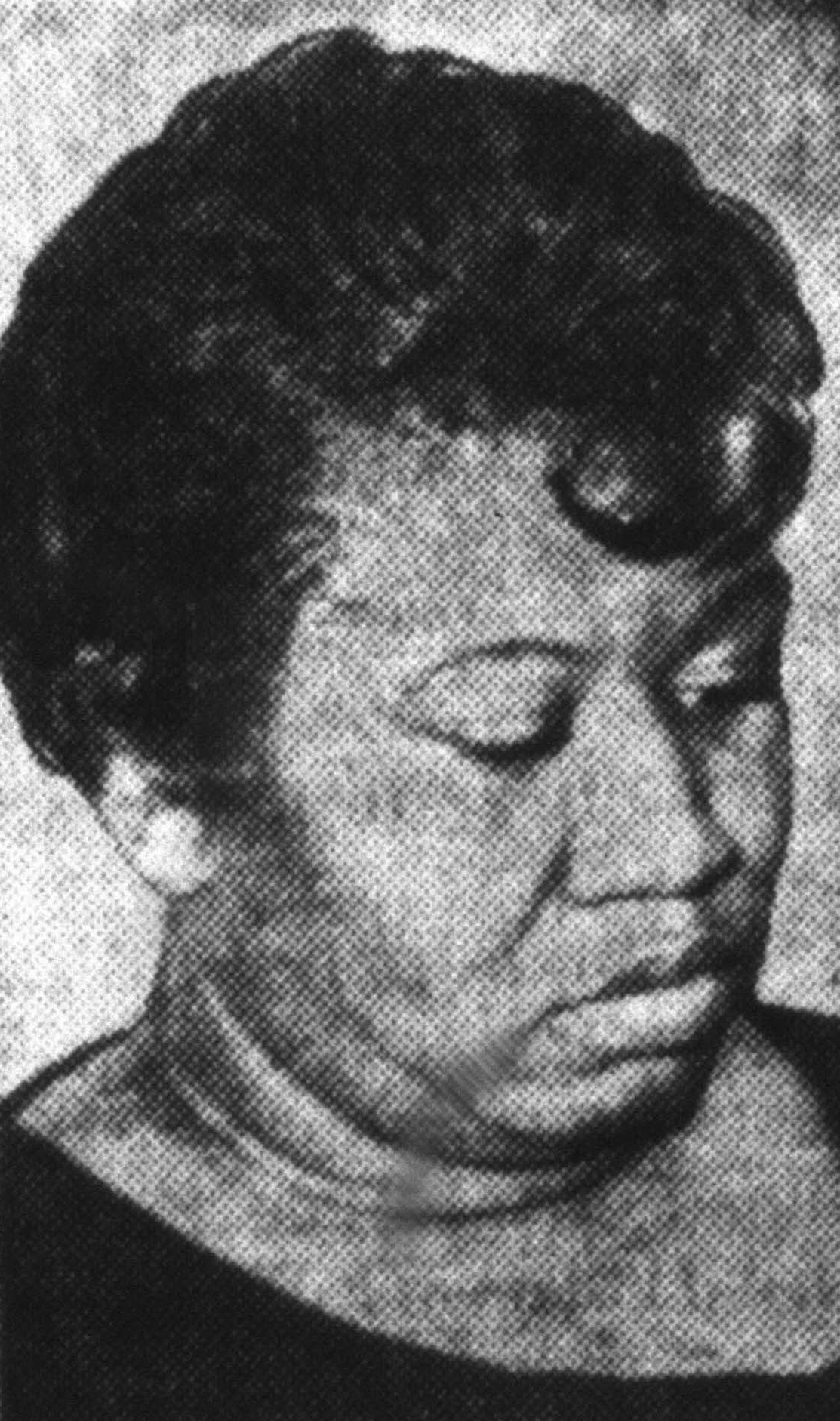 Mae Mallory, Clarence Henry Seniors Papers. COPYRIGHT.