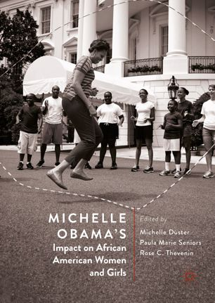 """Reconfiguring Black Motherhood: Michelle Obama and the Mom in Charge Trope"""