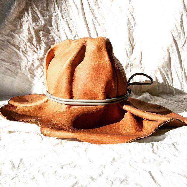 . . . contemporary cowboy #leatherworking #design #designprocess #contemporarydesign #inthestudio #experimental #bradleylbowers