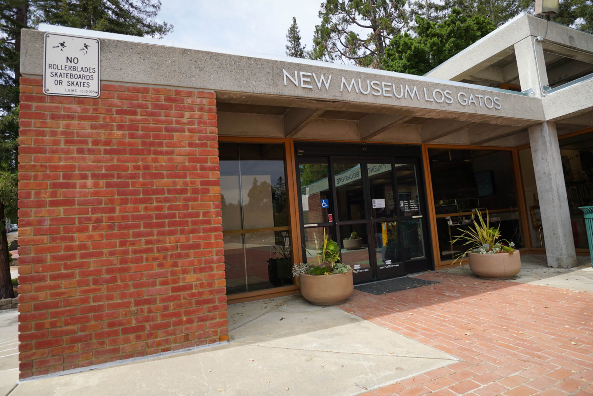 New Museum Los Gatos  - [HVAC Upgrades]