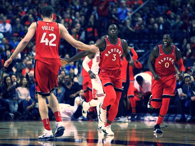 IT'S NOT OFTEN THAT YOU GET A FULL 5-MAN ROTATION THAT CAN COME OFF THE BENCH AND REPLACE YOUR STARTERS. COACH CASEY HAS BEEN SURE TO TAKE ADVANTAGE OF WHAT HE'S GOT. PHOTO FROM NATIONAL POST.
