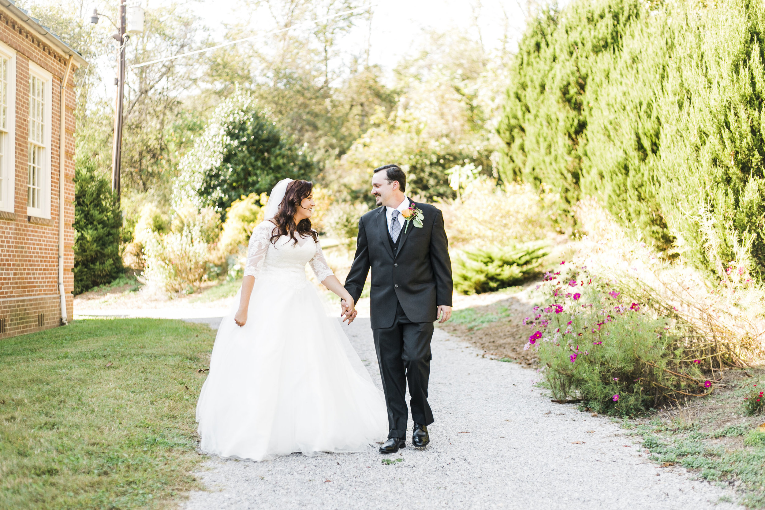 Riverdale Schoolhouse Wedding Knoxville TN