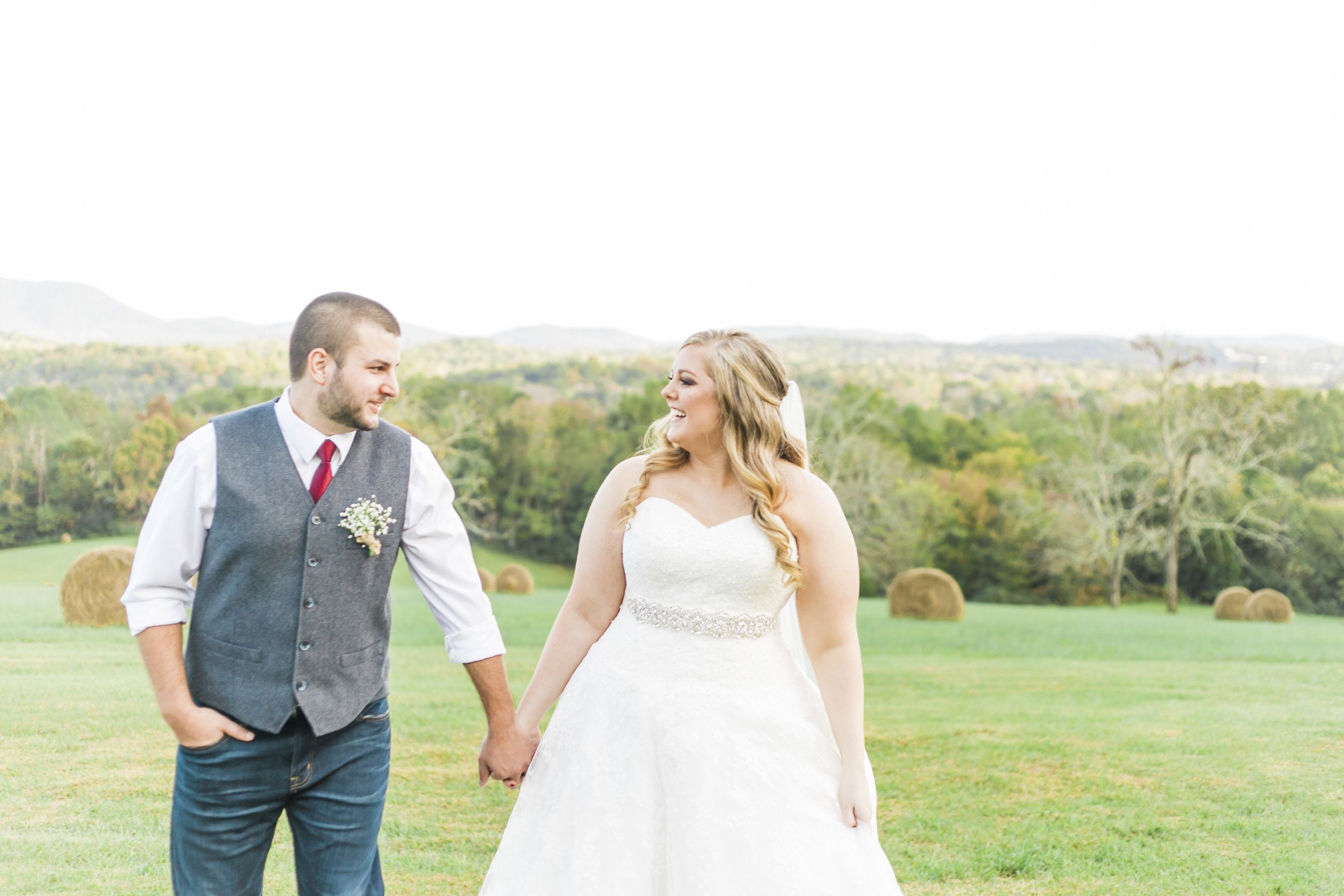 Estate of Grace Farm wedding