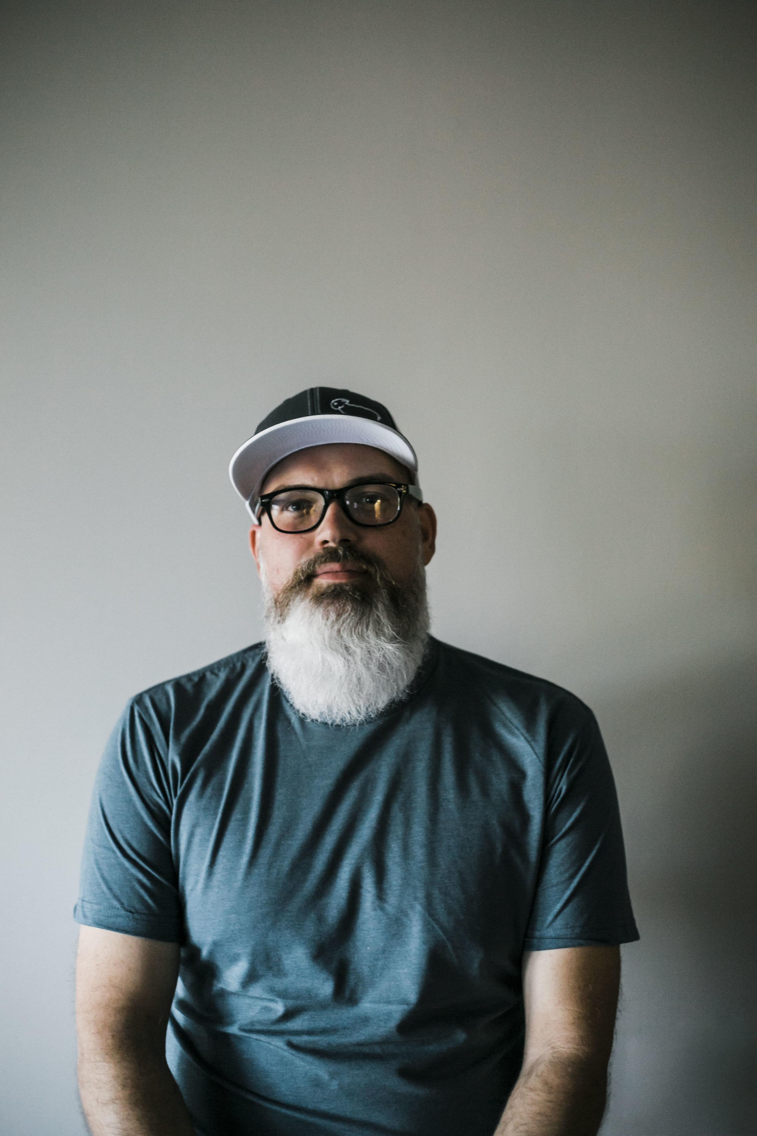 Knoxville Commercial Headshot Photographer Jason Goins Blacksheep Printing