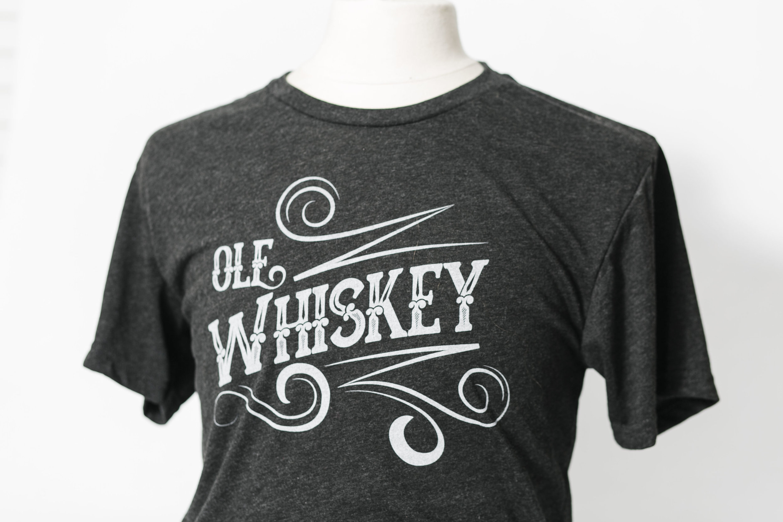 Knoxville Commercial Product Photographer Marc Nelson Denim Whiskey Shirt