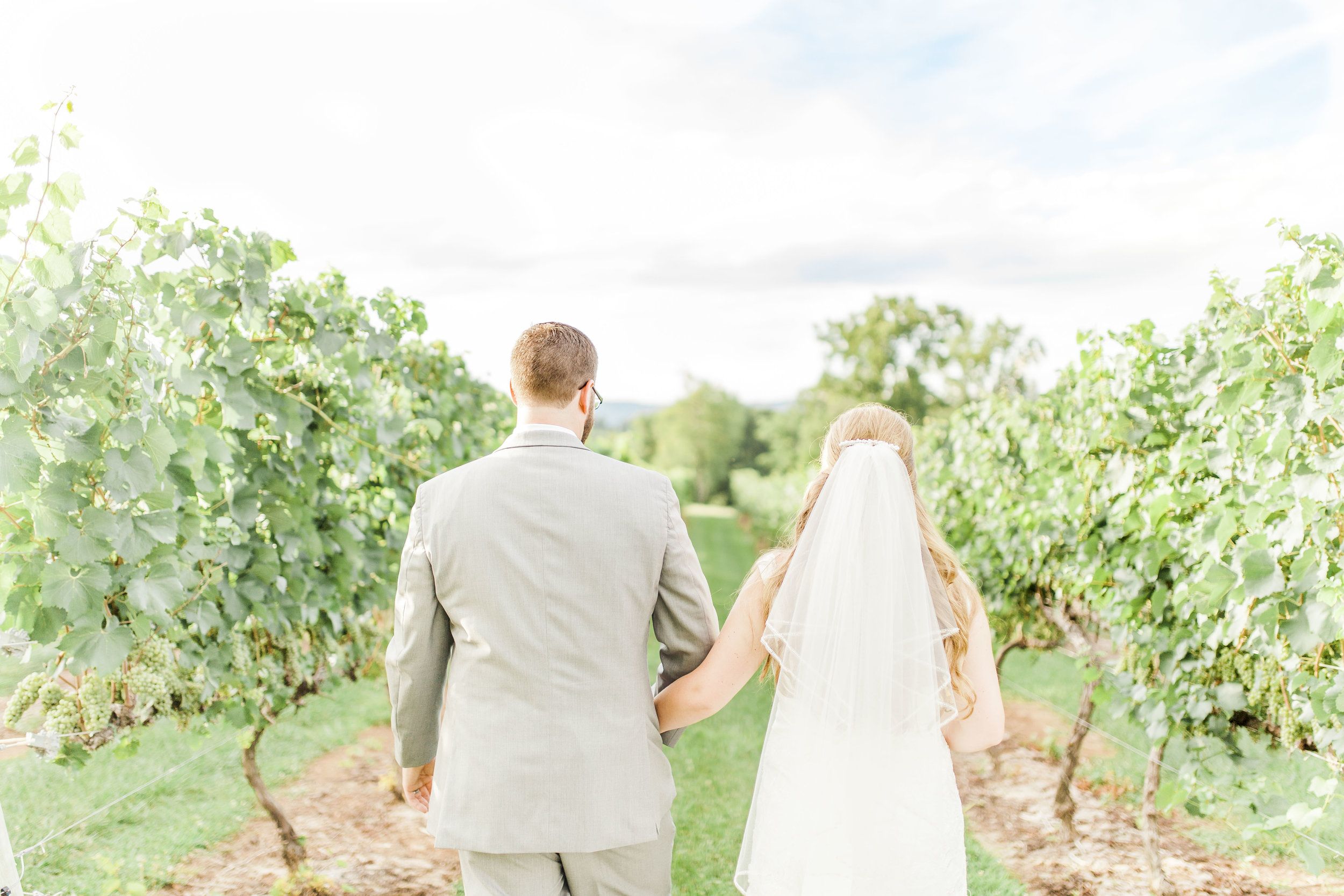 Vineyard Wedding Tennessee